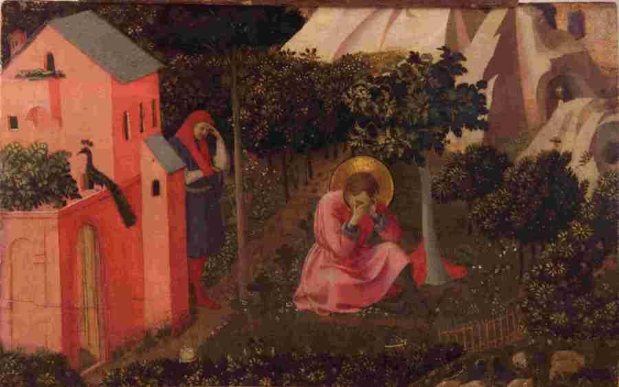 St. Augustine conversion