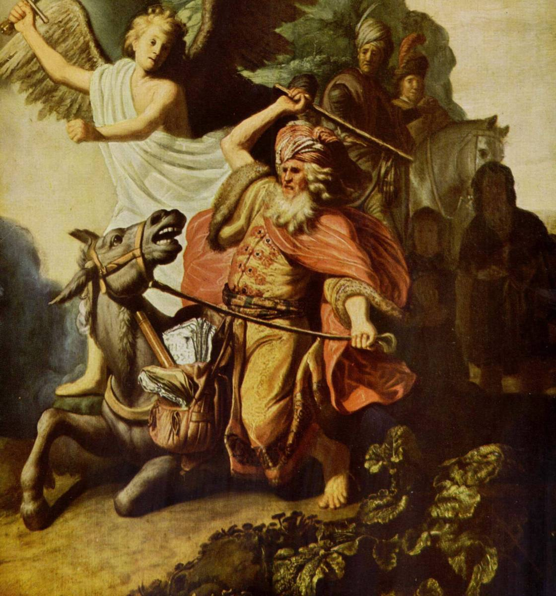 Balaam, the Ass, and the Irony of the LORD