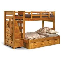 Solid Wood Bunk Bed Plans