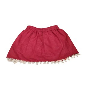 peach reversible skirt 2