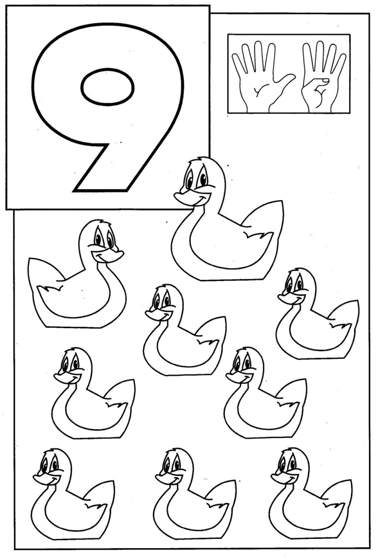 Toddler Coloring Pages | free coloring pages for toddlers