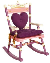 Royal Rocking Chairs Princess - Toddlers Treasures
