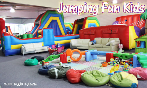 Jumping Kids Fun, Bounce House, Buena Park