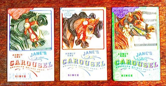 Jane's Carousel tickets - Carousels
