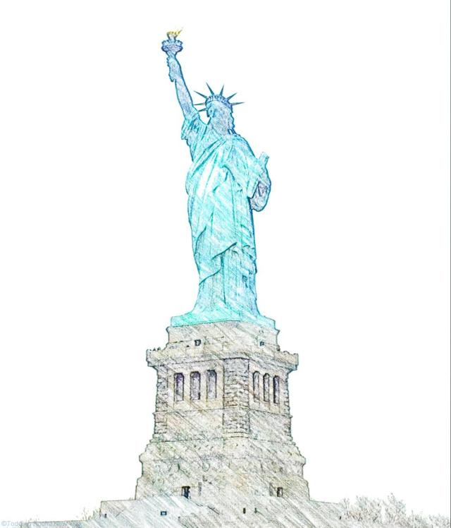 Her Royal Highness, the Statue of Liberty