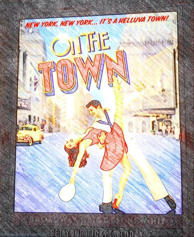 On The Town - perfect musical for expats and visitors