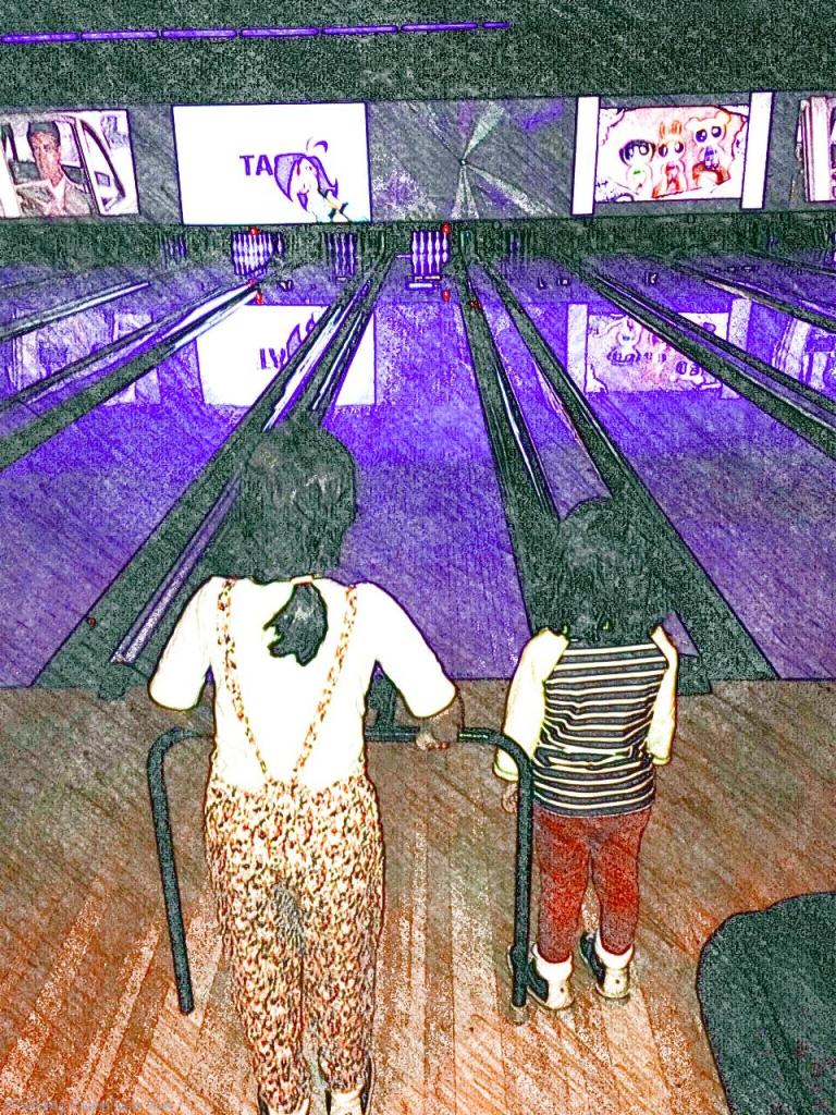 Bowlmor at Chelsea Piers