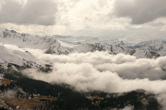 """""""Above the Clouds"""" - Copyright Todd A Littleton 2015"""