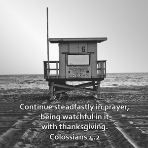 What Does It Mean to Be Watchful in Prayer? – Word of God Speak