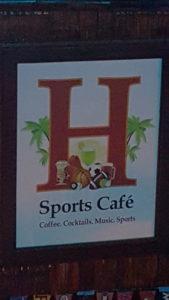 H Sports Cafe