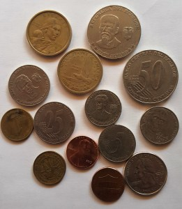 Coins, coins, and more coins
