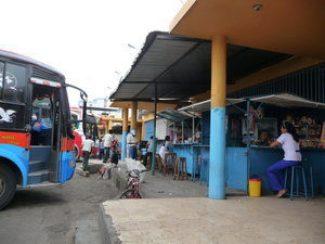Manta bus terminal