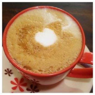 coffee art fail