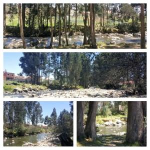 Scenes along the Yanuncay