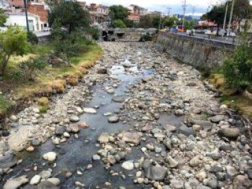 Tomebamba river (courtesy John McGee)
