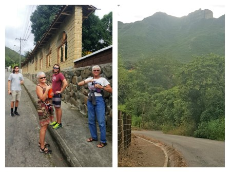 exploring vilcabamba