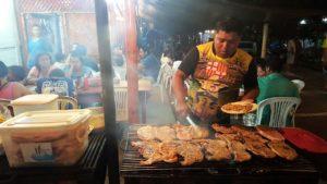 street food olon ecuador