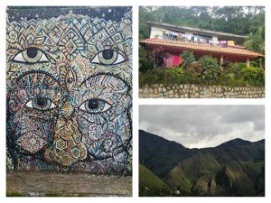 Vilcabamba sights