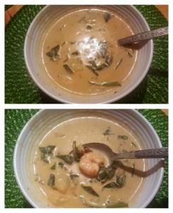Shrimp Head Soup