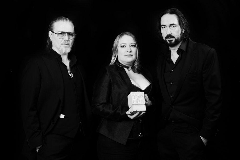 Jan Graber, Steffi Neuhauser, Tommy Vetterli am SMA 2018