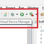 Abrir Android virtual Devide Manager