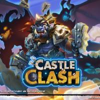 Actualización de Castillo Furioso: Castle Clash