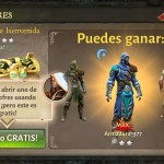 Dungeon Hunter V escoge el tipo de cofre