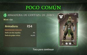 Dungeon Hunter V recibe la recompensa