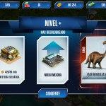 Jurassic World sube de nivel