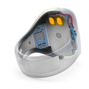 Ōura sensor cardiaco