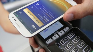 Paga con tu móvil NFC