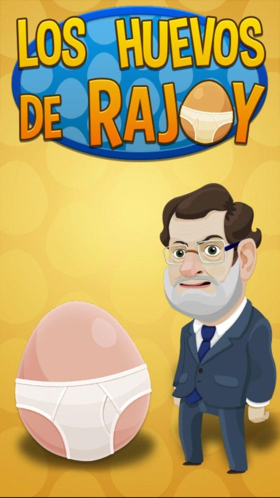 Los huevos de Rajoy
