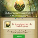 Dragons Of Atlantis conseguir Huevo de Dragon nocturno