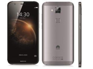 Huawei G8 de pie