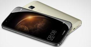 Huawei G8 tumbado