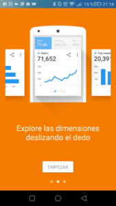 Google Analytics Sencillo