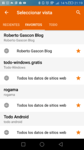 Google Analytics todas tus webs