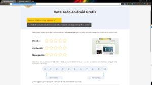 voto todo android
