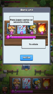 Clash Royale elixir
