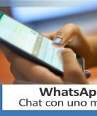 truco whatsapp chat con uno mismo