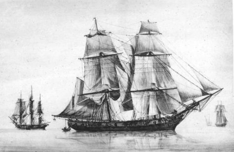 Bergantín corsario