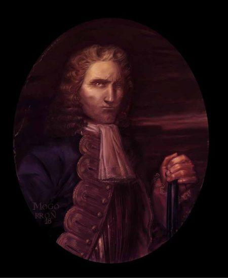 Retrato de Blas de Lezo