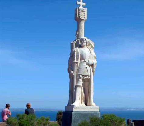Monumento a Juan Rodríguez Cabrillo