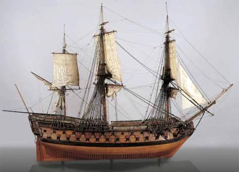 Navío de línea español de 74 cañones