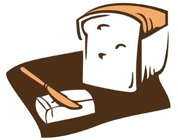 Pan y mantequilla