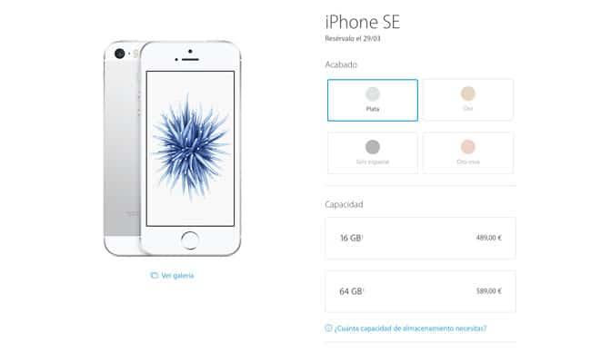 iPhone SE ya es una realidad, Apple lanza un nuevo móvil