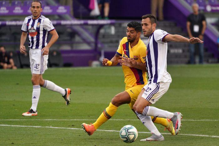 Detalles de la llamada matutina del Atlético al Barça por Suárez