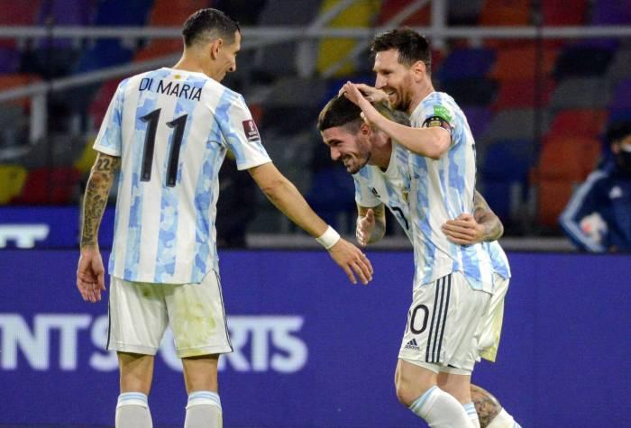 VIDEO: Messi pone por las nubes a De Paul, nuevo fichaje de Simeone