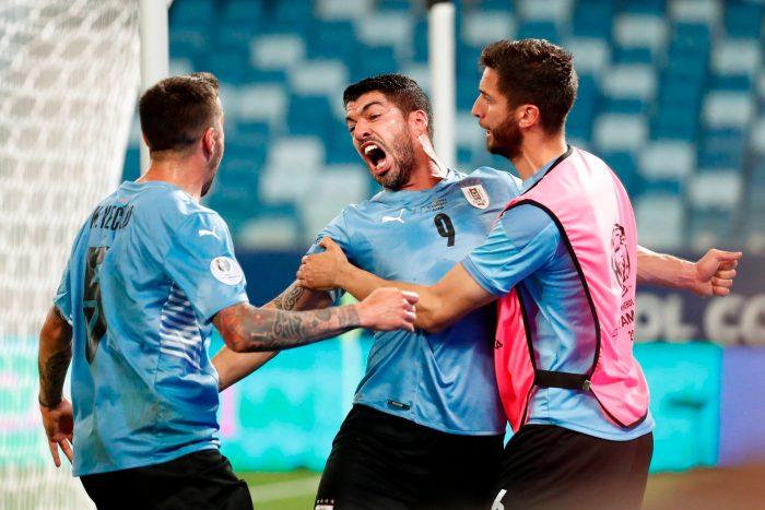 VIDEO: Así fue el último gol de Luis Suárez con Uruguay