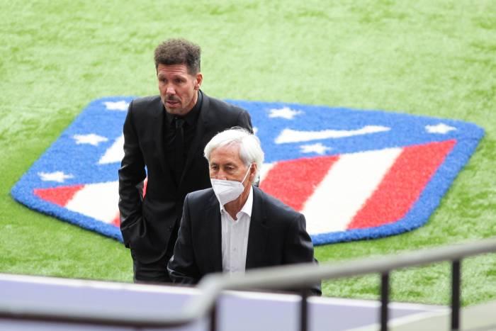 VIDEO: Simeone desvela sin tapujos cómo sera el mercado del Atlético